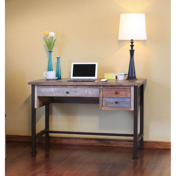 Antique Writing Desk - Accessories Not Included