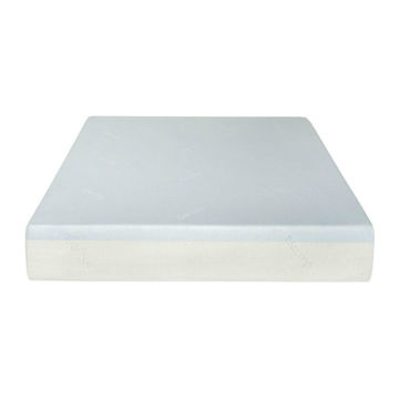 "Luna Plush 6"" Youth Gel Foam Mattress"