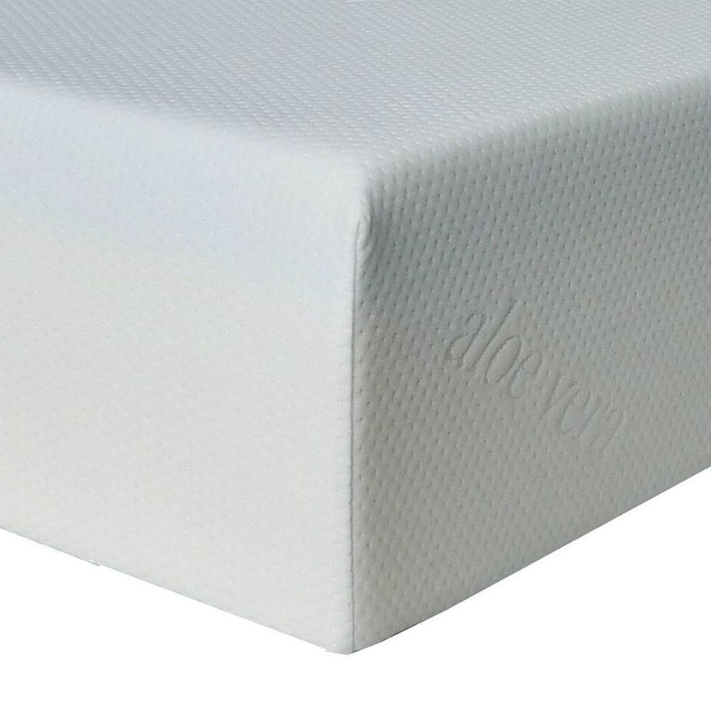 "Luna Plush 6"" Youth Gel Foam Mattress - Corner"