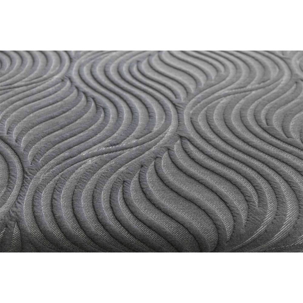 Sealy Hybrid Silver Chill Firm Mattress - Fabric Detail