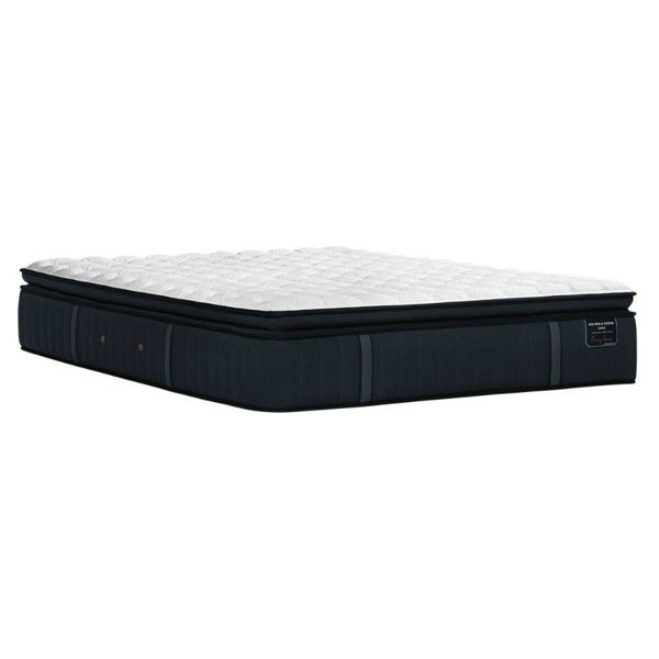 Hurston Luxury Firm Euro Pillow Top Mattress