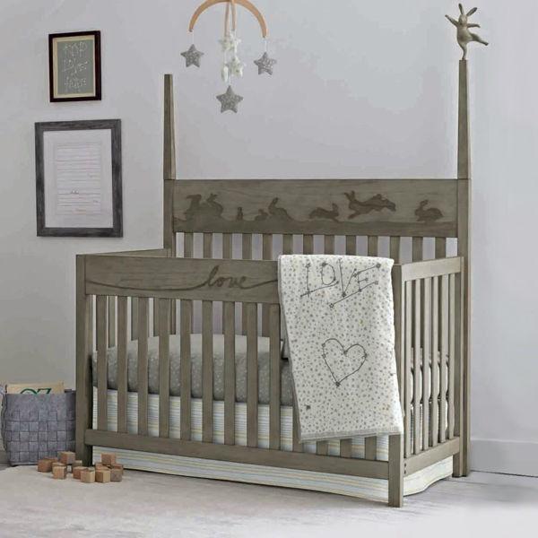 Ellen Degeneres Forest Animal Crib American Home