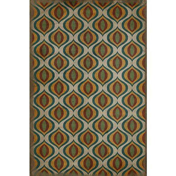 Picture of Svengali - Vinyl Floorcloth