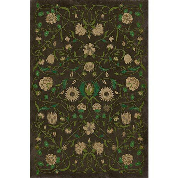 Picture of Floral Emma - Vinyl Floorcloth