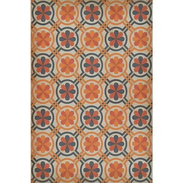 Newton - Vinyl Floorcloth