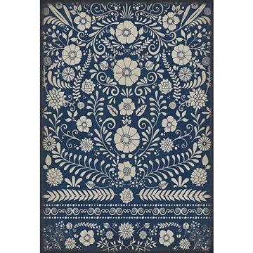 Dickinson - Vinyl Floorcloth