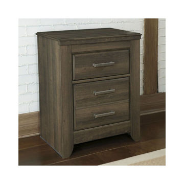 Debbie 2-Drawer Nightstand