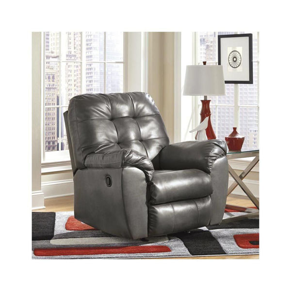 Picture of Jackson Rocker Recliner - Gray