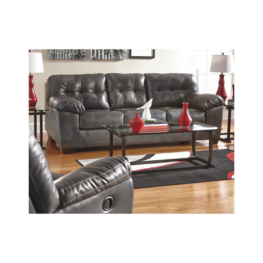 Jackson Sofa - Gray - Lifestyle - Each Item Sold Separately
