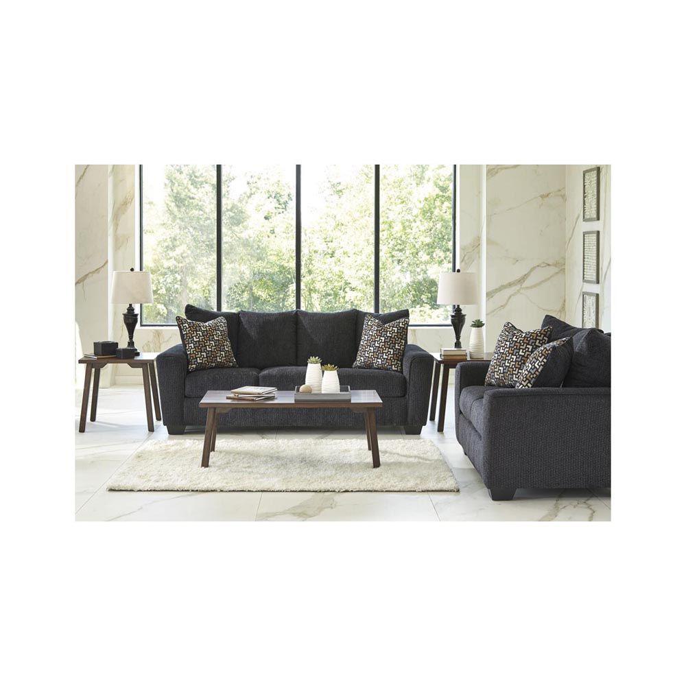 Wixon Sofa - Slate - Lifestyle Alt 2 - Each Item Sold Separately
