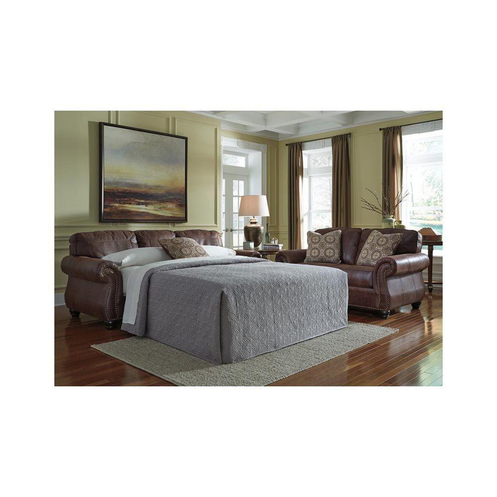 Breville Queen Sleeper Sofa - Open