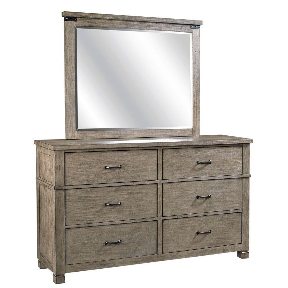Tucker Dresser - Mirror Sold Separately