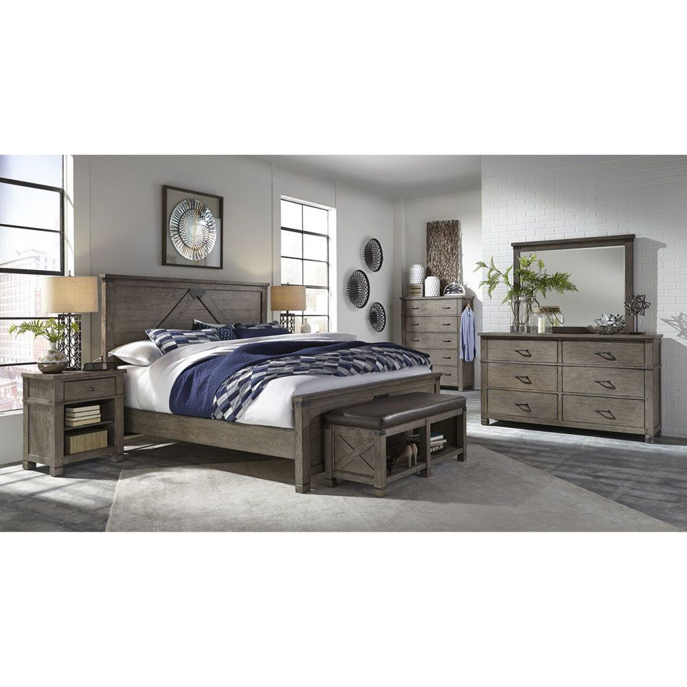 Tucker Bedroom Group - Each Item Sold Separately