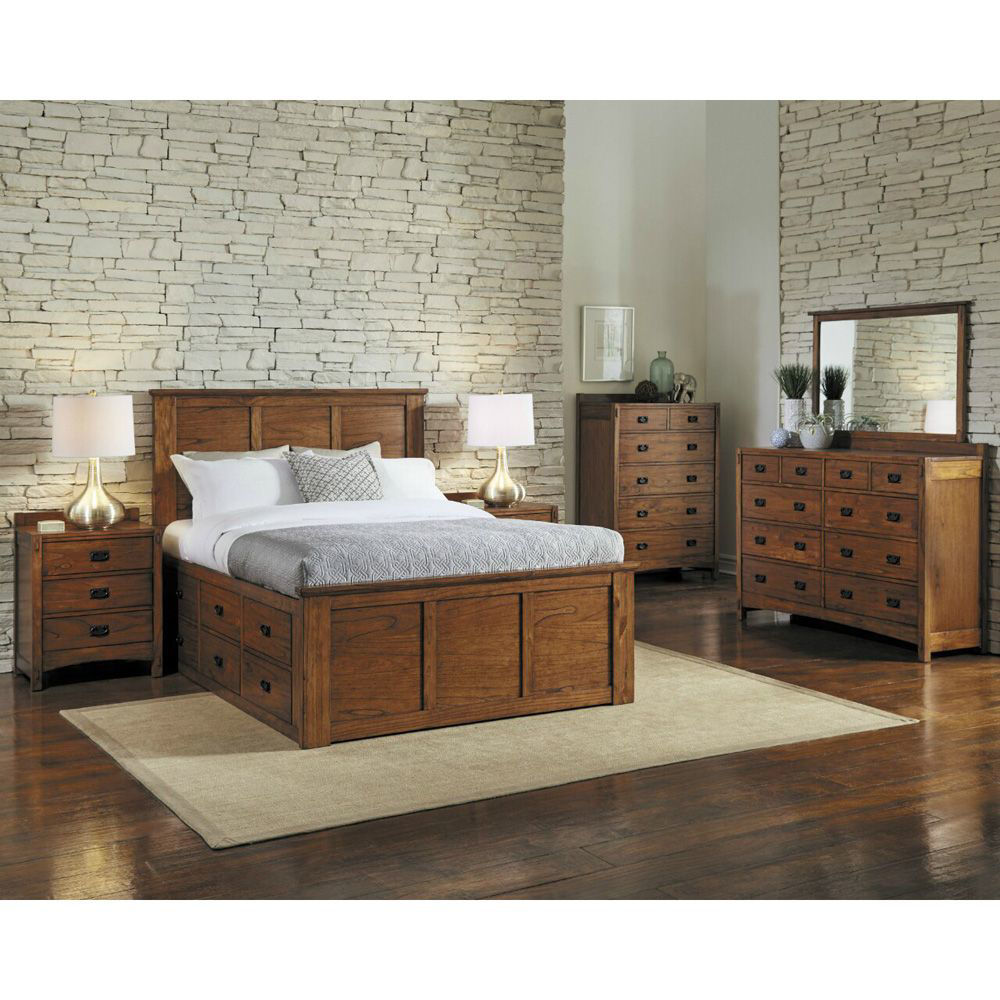Mission Hill Bedroom Collection - Each Item Sold Separately