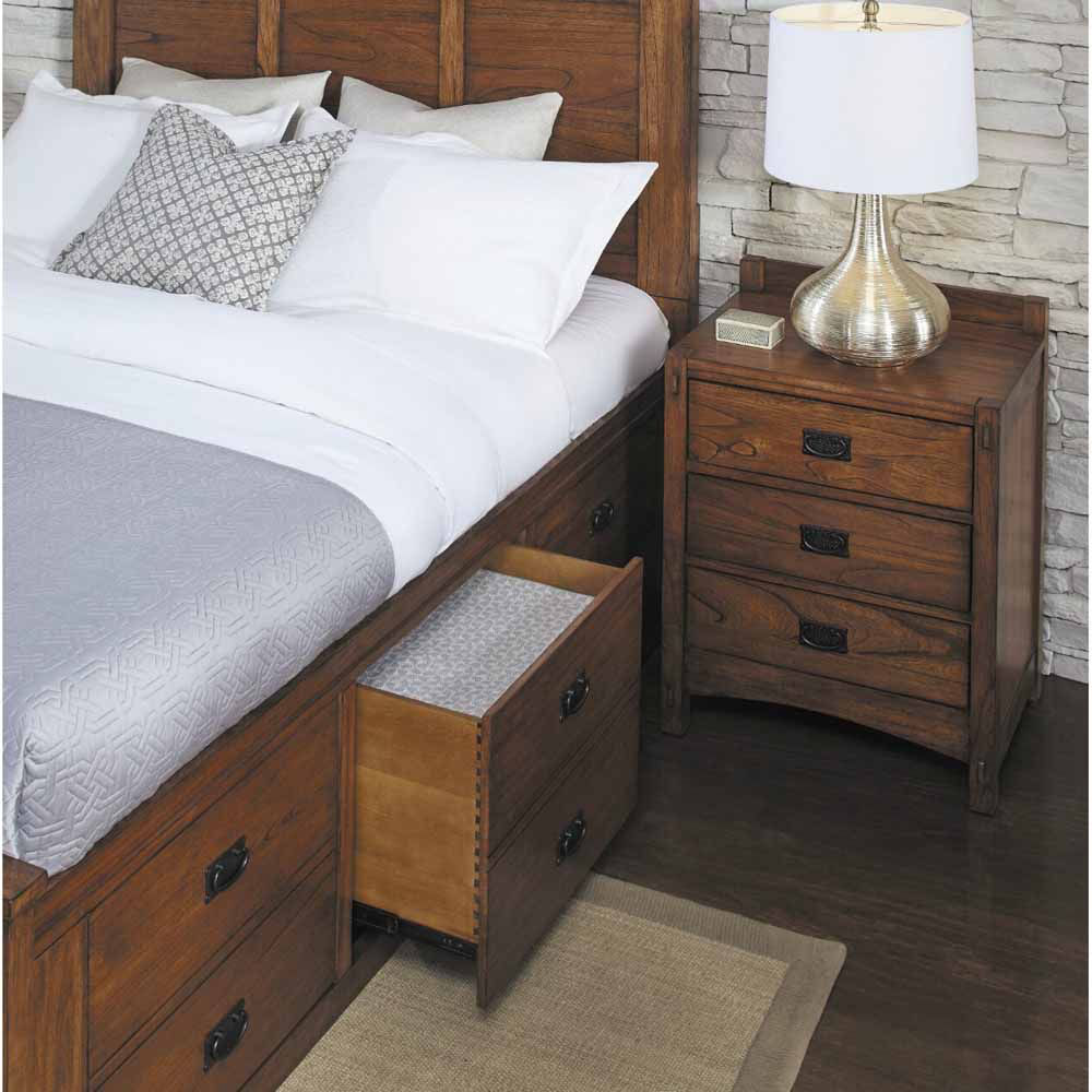 Mission Hill Nightstand - Bed Sold Separately