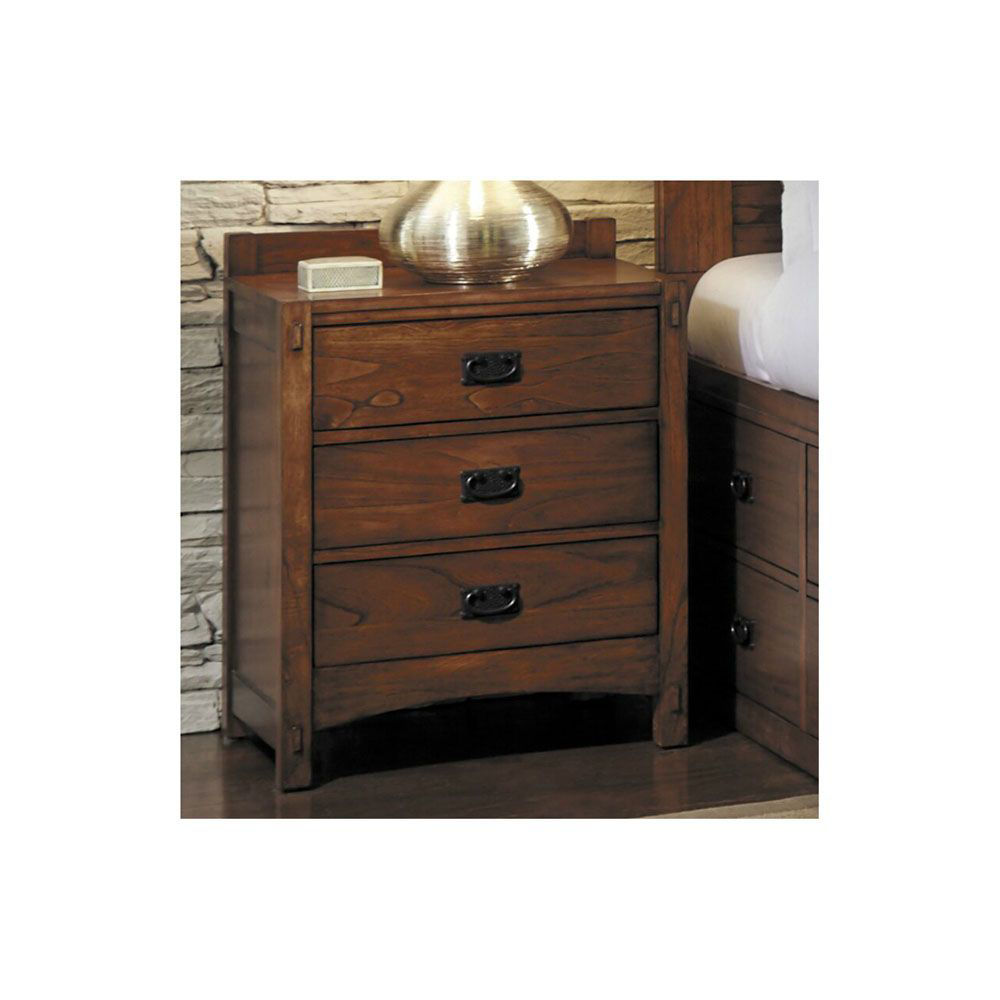 Mission Hill Nightstand - Lifestyle