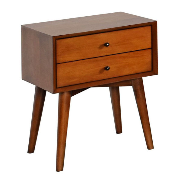 Midtown Nightstand - Cherry