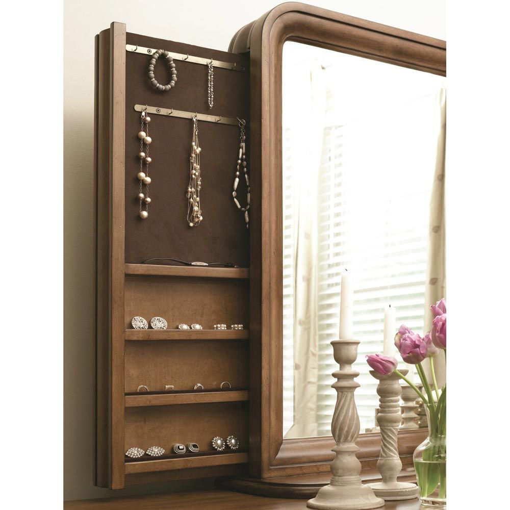 Picture of New Lou Vertical Storage Mirror