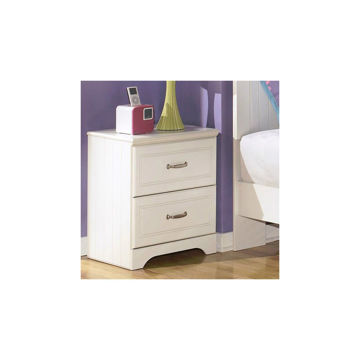 Picture of Greta Two Drawer Nightstand