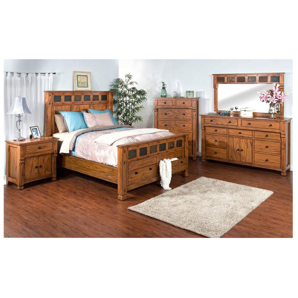 Sedona Bedroom Collection - Each Item Sold Separately