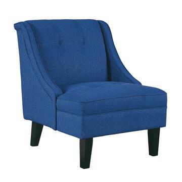 Claretta Accent Chair - Blue
