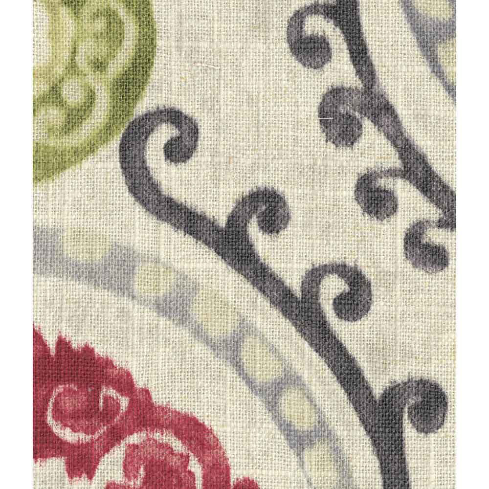 Holly Accent Chair - Floral - Fabric
