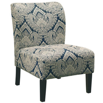 Holly Accent Chair - Sapphire