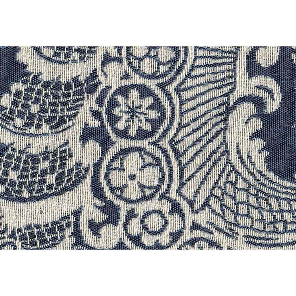 Holly Accent Chair - Sapphire - Fabric