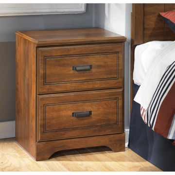 Duncan 2-Drawer Nightstand