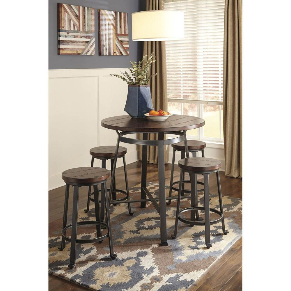 "Salomon 24"" Barstool - Sets of 2 Sold Separately - Table Sold Separately"