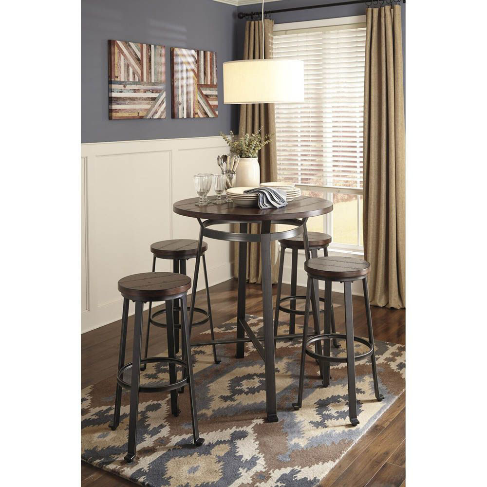 """Salomon 30"""" Barstool - Sets of 2 Sold Separately - Table Sold Separately"""