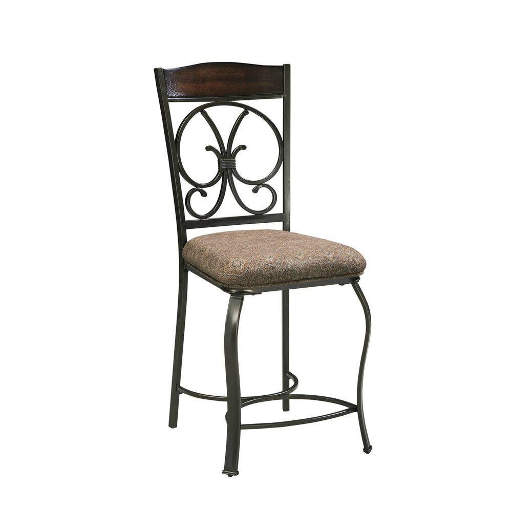 Giuliana Upholstered Barstool - Set of 4