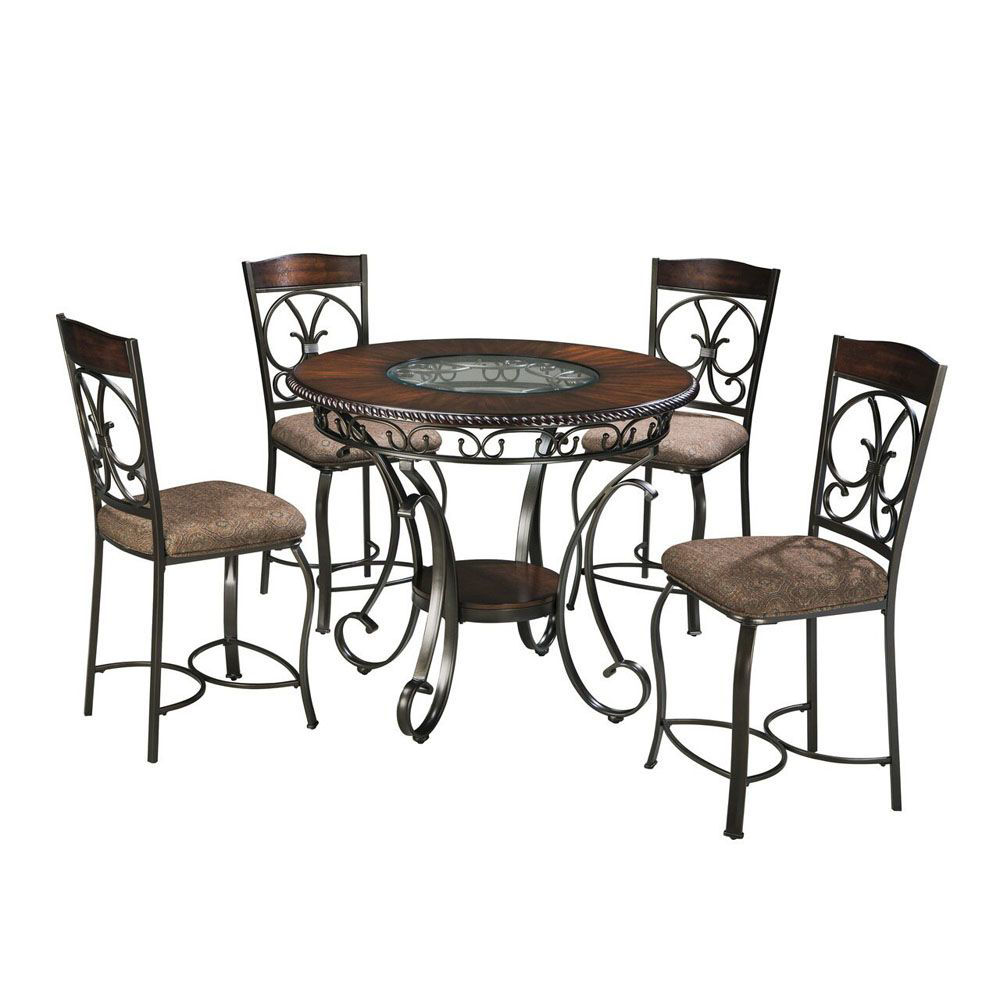 Giuliana Upholstered Barstool - Set of 4 - Table Sold Separately