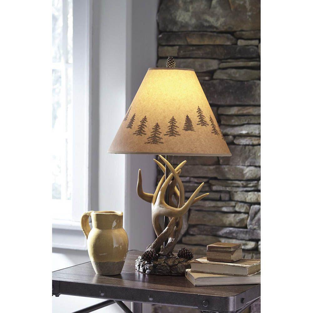Derek Table Lamp - Set of 2 - Lifestyle
