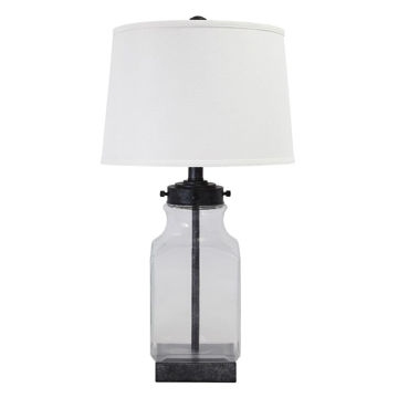 Sherri Glass Table Lamp