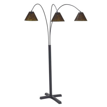 Alanza Metal Arc Lamp