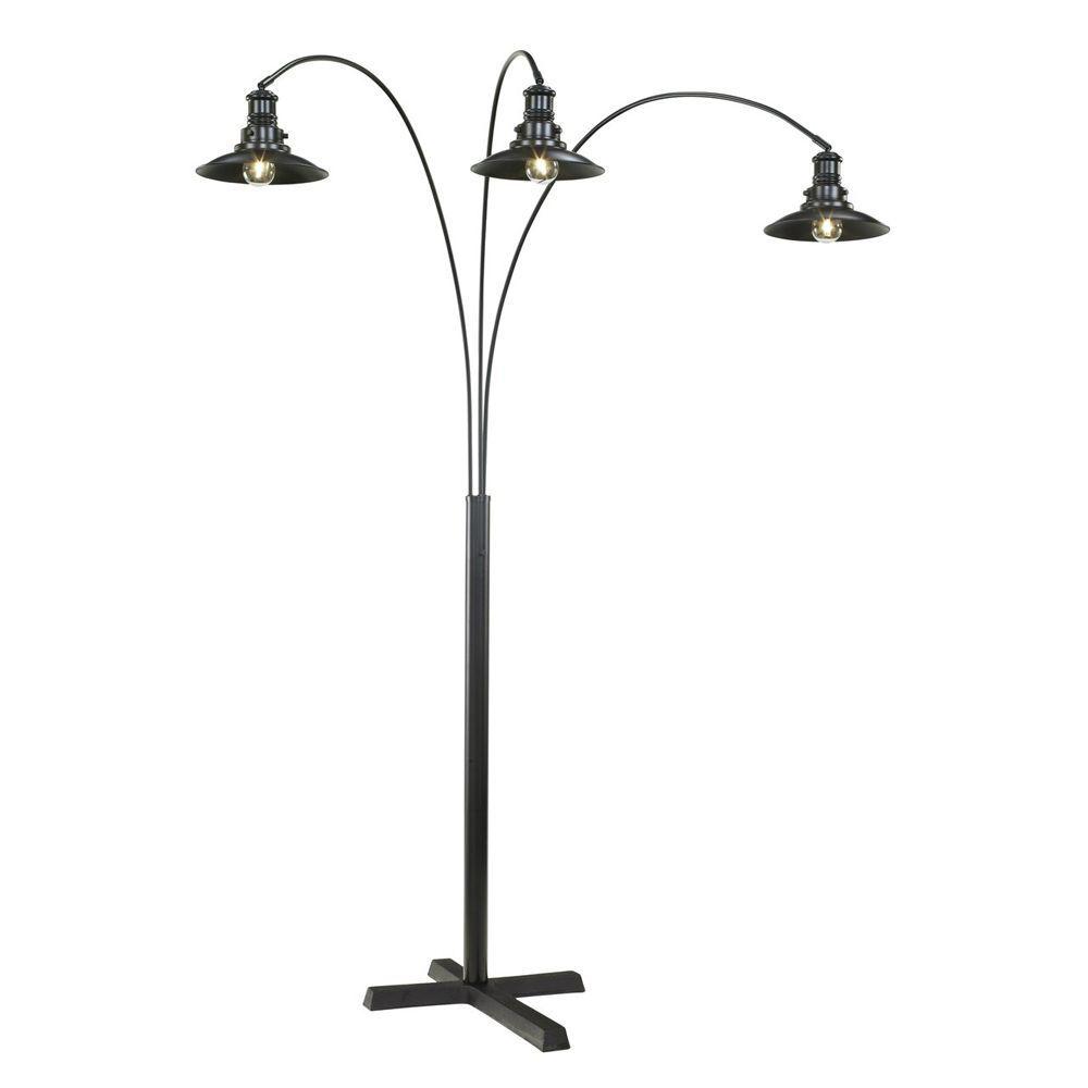 Adora Metal Arc Lamp