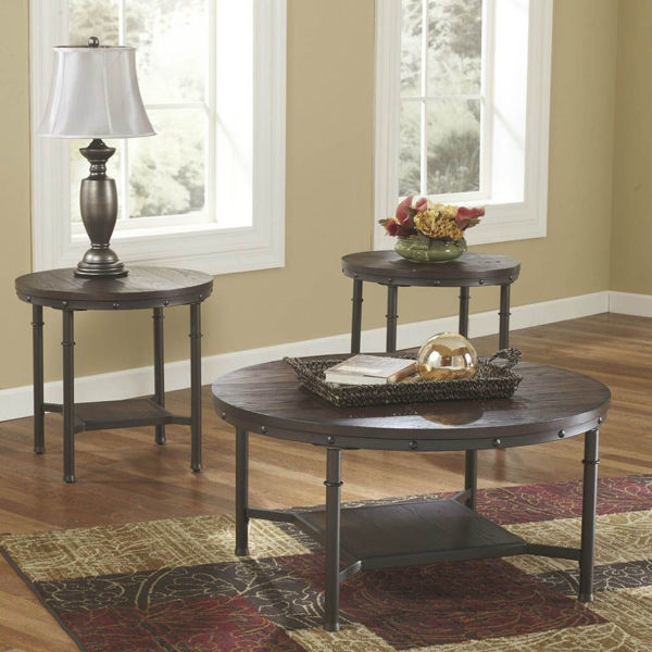 Voluto Occasional Tables - Set of 3