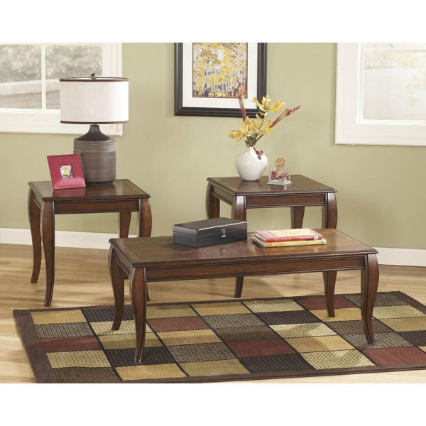 Matilda Occasional Tables Set Of 3 American Home