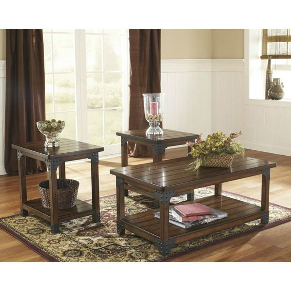 Marva Occasional Tables - Set of 3