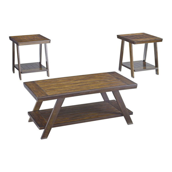 Bradie Occasional Tables - Set of 3