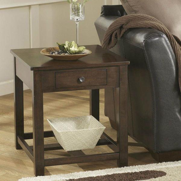 Marise Rectangular End Table