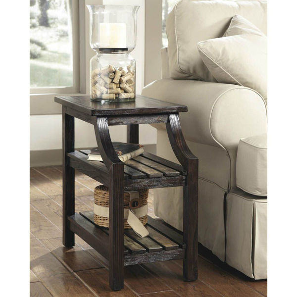 Estela Chairside End Table