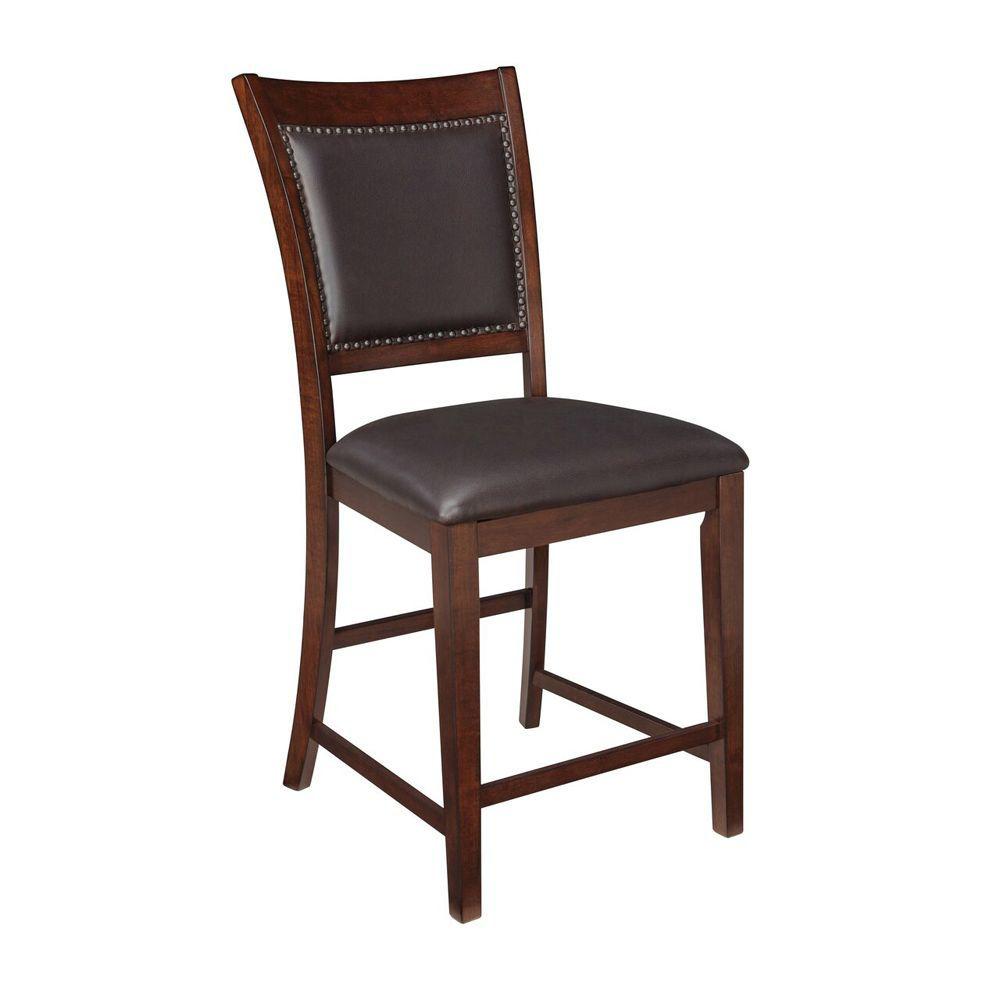 Coilean Upholstered Barstool - Set of 2