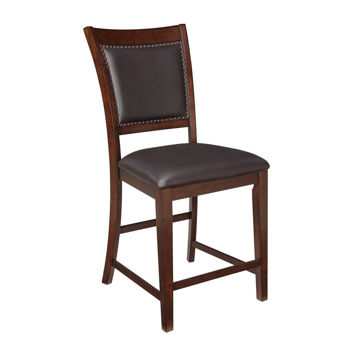 Coilean Upholstered Barstool - Set of 2