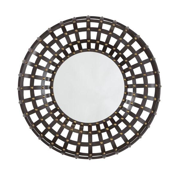 Ogier Round Mirror