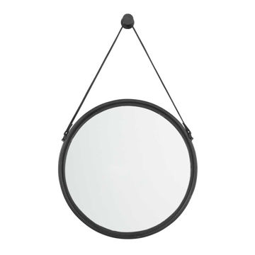 Dusan Round Accent Mirror