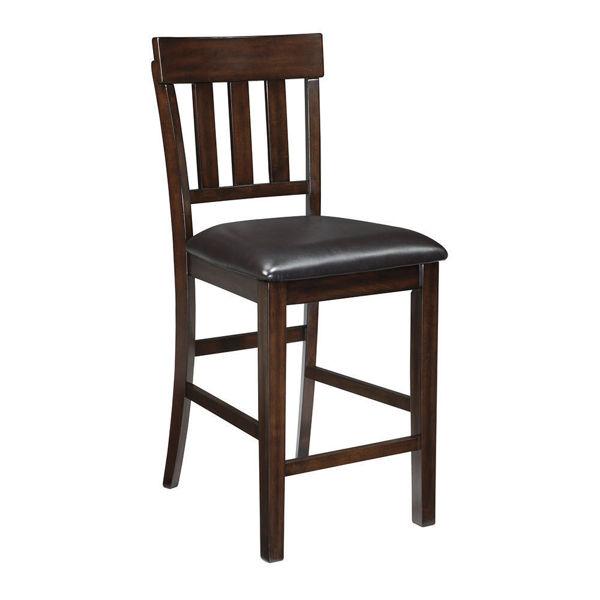 Haddigan Upholstered Barstool