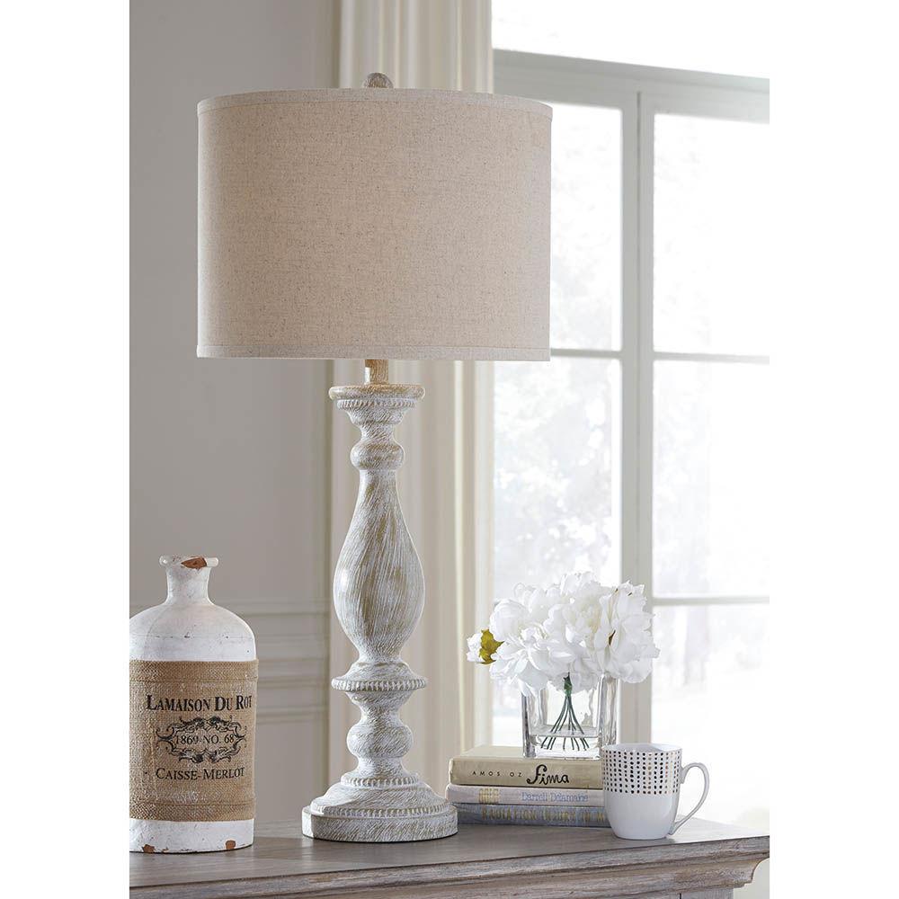 Bernadate Table Lamp - Set of 2 - Lifestyle