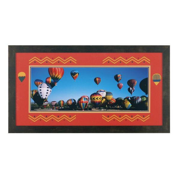 Balloon Fiesta of Color Print